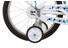 """Vermont Girly Blue 18 - Bicicleta para niñas 18"""" - azul"""